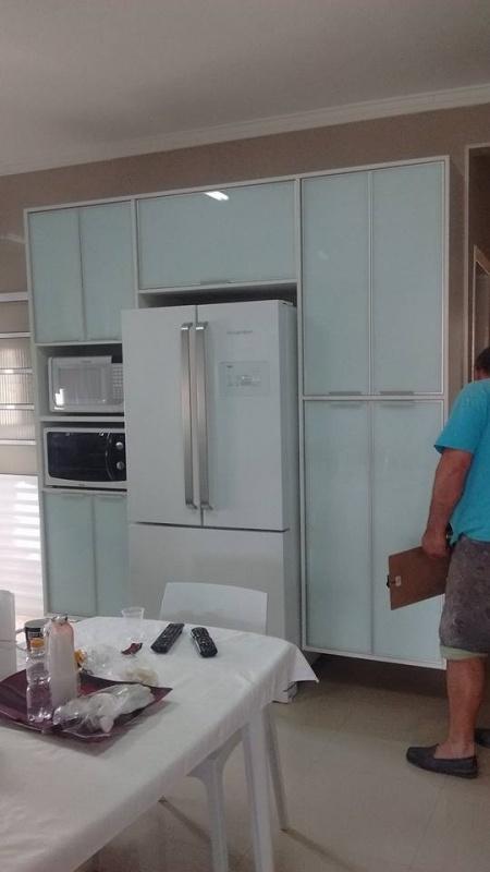 Fábrica de Porta de Alumínio para Móveis Guararema - Portas em Alumínio com Vidro para Móveis
