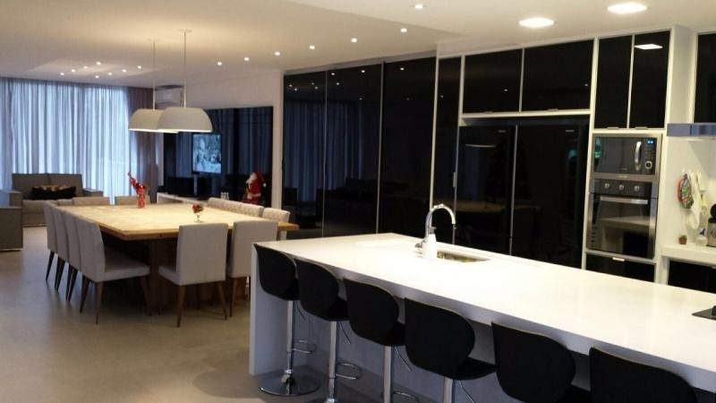 Orçamento de Portas de Vidro para Móveis Planejados São Lourenço da Serra - Porta de Móveis de Cozinha