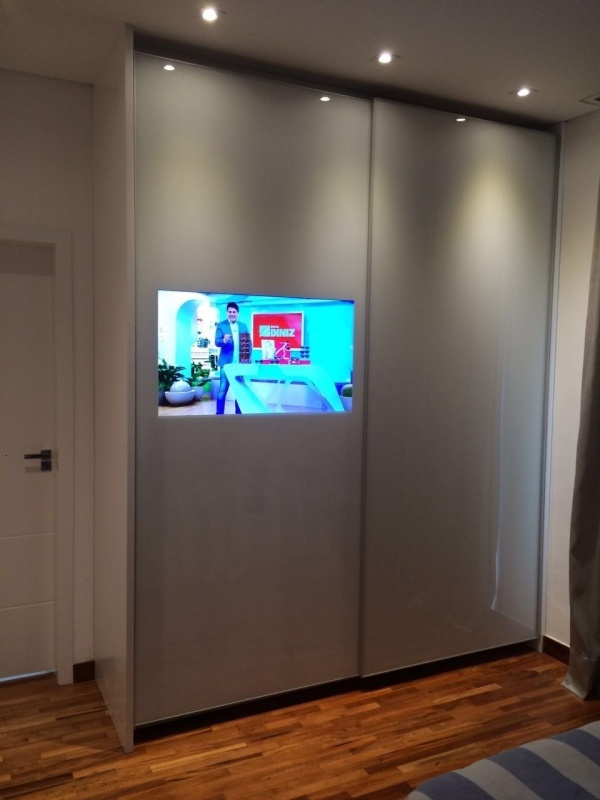 Porta de Móveis de Dormitório Preço Itapevi - Portas de Correr em Móveis