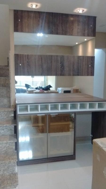 Porta em Alumínio para Móveis de Cozinha Taboão da Serra - Portas de Perfil em Alumínio para Móveis
