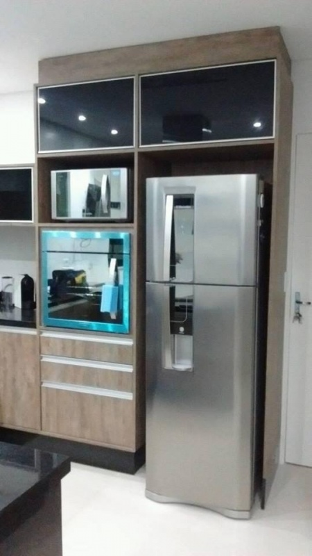 Portas para Móveis de Cozinha Preço Santo André - Portas de Correr para Móveis