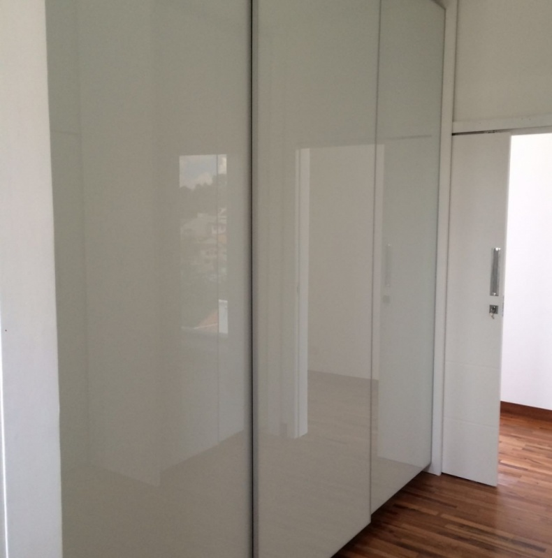 Quanto Custa Portas de Perfil em Alumínio para Móveis São Bernardo do Campo - Portas em Alumínio com Vidro para Móveis