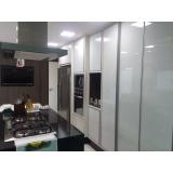 orçamento de portas de vidro para móveis de cozinha Rio Grande da Serra