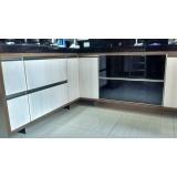 orçamento de portas em alumínio para móveis Santo André