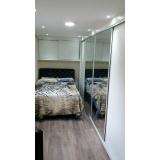 porta de alumínio e vidro para móveis Salesópolis