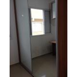 porta de vidro 4 folhas de móveis Embu Guaçú