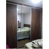 porta de vidro em móveis Mairiporã
