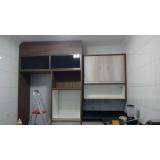porta de vidro móveis planejados preço ABC