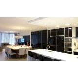 porta de vidro para móveis planejados Embu