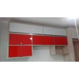 porta em alumínio para móveis Arujá