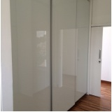 portas de móveis de dormitório Cajamar