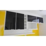 portas de perfil de alumínio para móveis preço Osasco