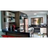 portas de perfil de alumínio para móveis Francisco Morato
