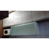 portas de vidro para móveis de cozinha ARUJÁ