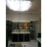 porta de vidro para móveis