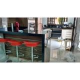 portas em alumínio para móveis de cozinha Cotia