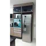 portas para móveis de cozinhas Franco da Rocha